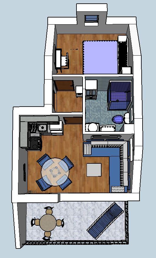 Enosobno stanovanje