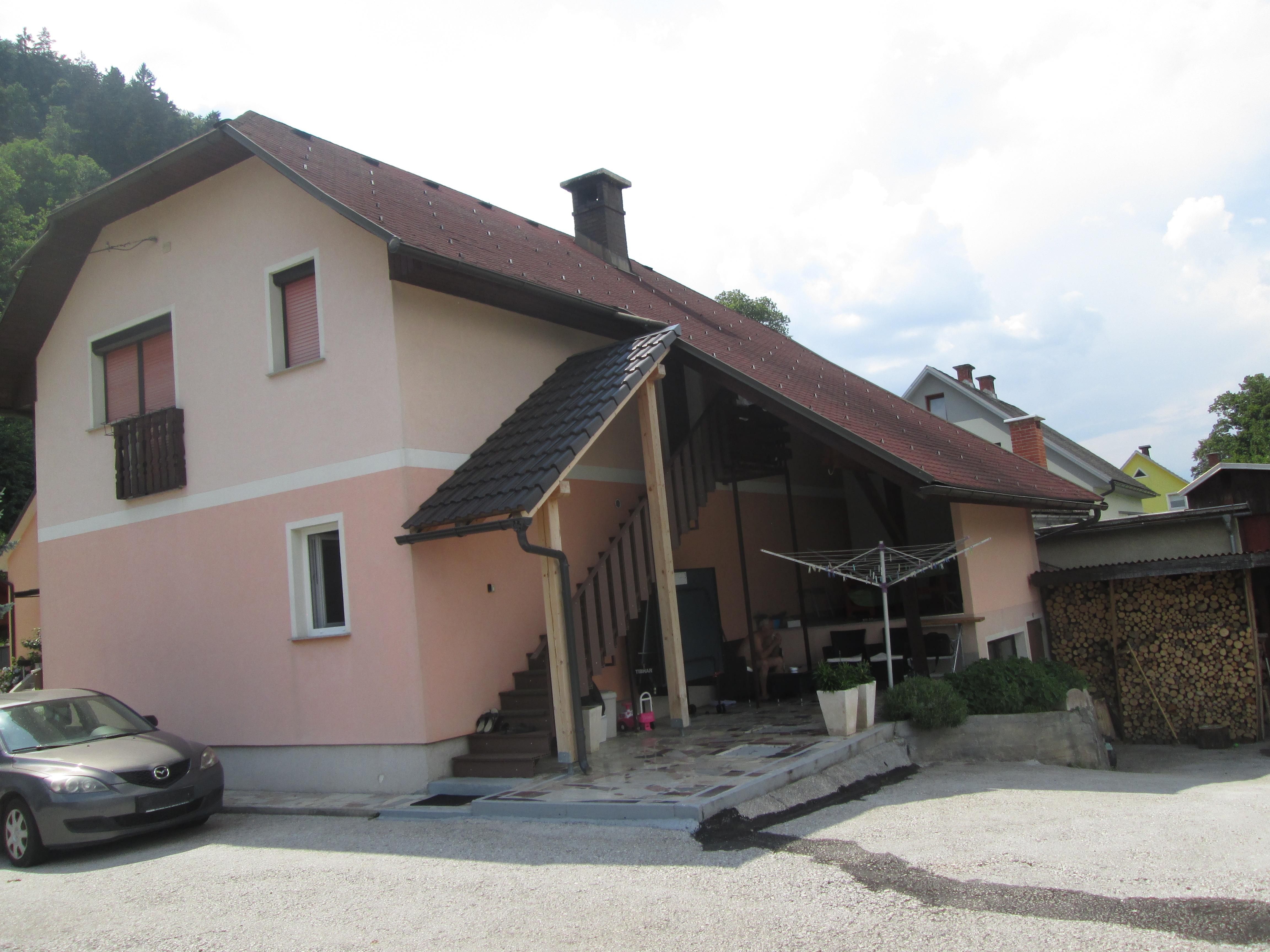 Samostojna hiša